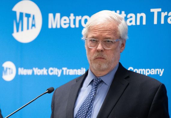 MTA Chairman Foye Appears on WCBS 880 with Michael Wallace to Discuss the MTA's Ongoing Response to COVID-19