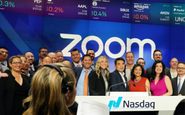 Zoom published a report and forecasts revenue growth of 42%
