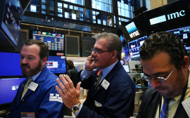 Dow Jones index up 0.93%