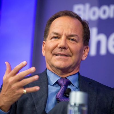 Paul Tudor Jones started taking the Bitcoins more seriously