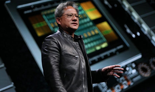 Nvidia reported revenue growth in Q3