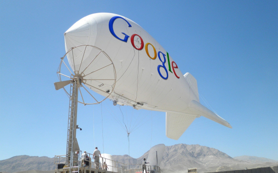 Google has shut down its balloon internet project