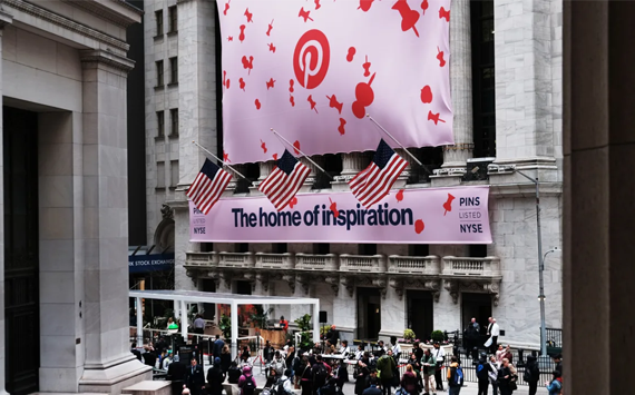 Pinterest reported revenue growth