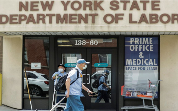 New Yorkers must pay back thousands of dollars in unemployment benefits because of Labor Department mistake