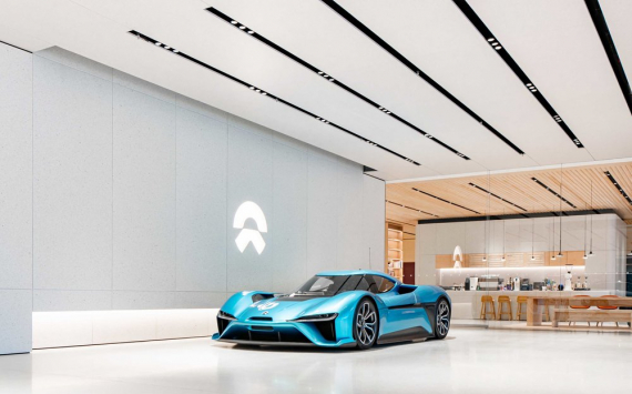 Nio reported losses and production cuts due to global chip shortages