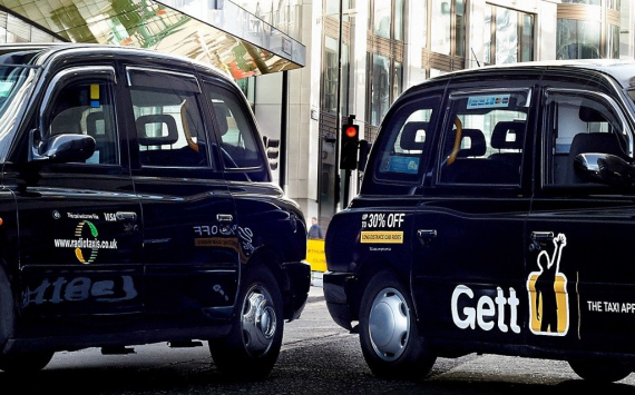 Gett wants to enter the market by linking up with SPAC