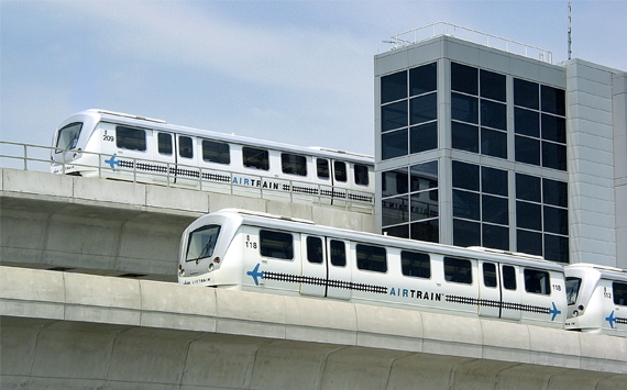 An 'air train' to be launched between New York City and LaGuardia Airport
