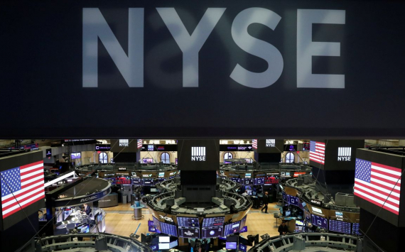 US stock trading ended with a drop in indices