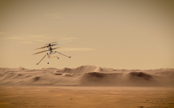 NASA has delayed the first flight of its Mars helicopter