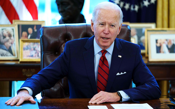 Joe Biden offered $50bn to the semiconductor manufacturing