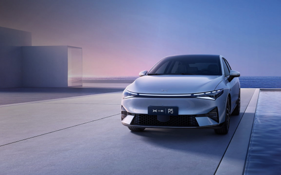 Xpeng Motors unveiled P5 sedan with new autopilot