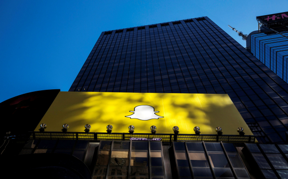 Snap reports 66% revenue growth